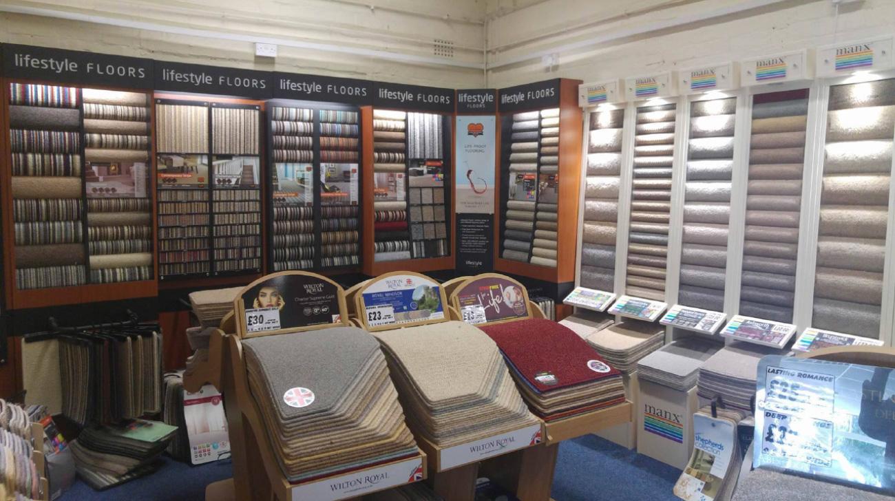 York Branch Pocklington Carpets
