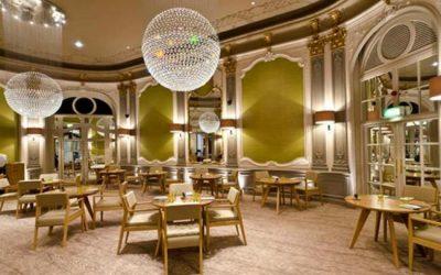 Pocklington Carpet's hotel installation wins national acclaim