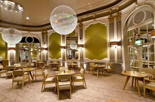 Pocklington Carpet's hotel installation wins national acclaim