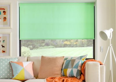 Roller Blinds – Plain Fabrics