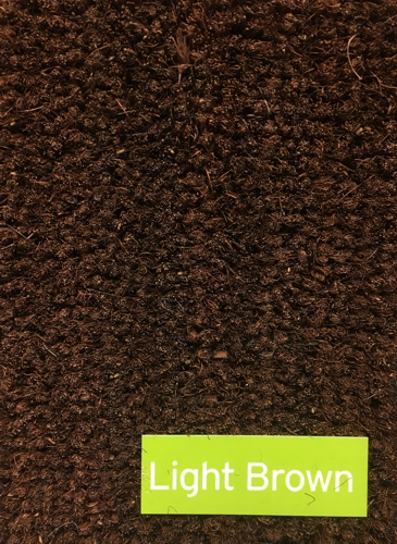 Coir Light Brown