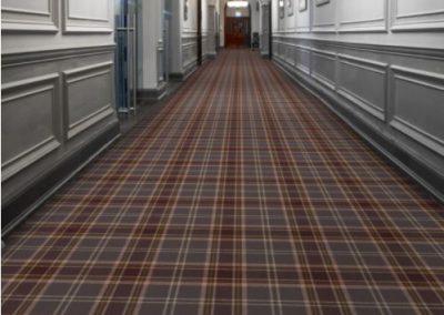 Tartan Slate Corridor