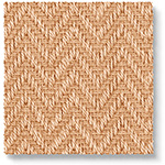 Jute Chevron Natural