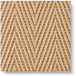 Jute Herringbone Natural