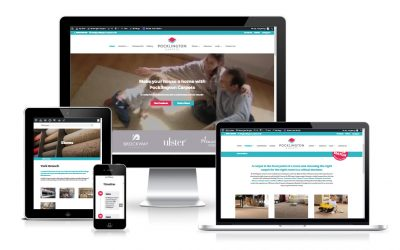Our new website and brand positioning